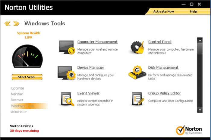 Download Norton Utilities Full Version Windows 10