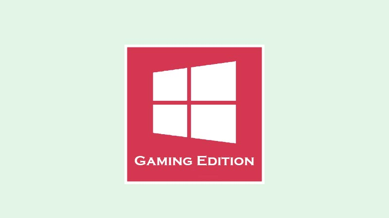 Download Windows 10 Gaming Edition 2020 Full Crack