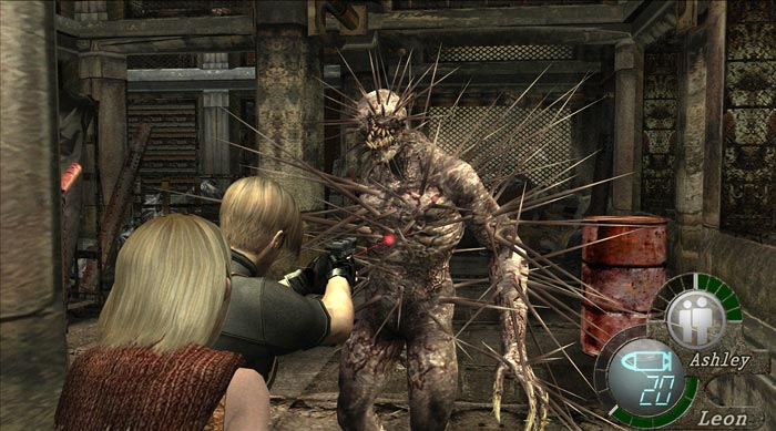 Resident Evil 4 Full Crack Free Download