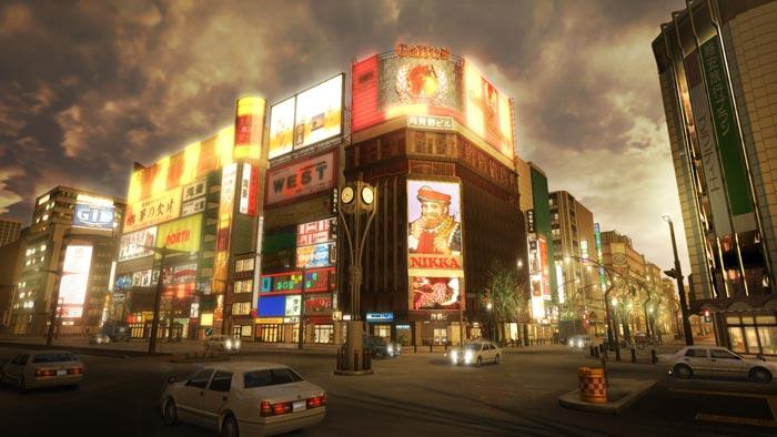 Yakuza 5 Remastered Collection Full Crack