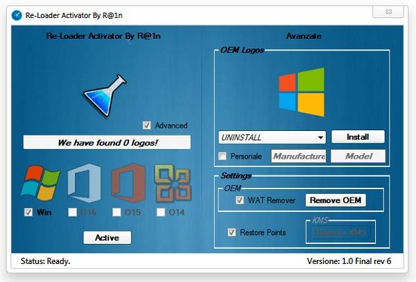 Reloader Activator Full Download Windows 10