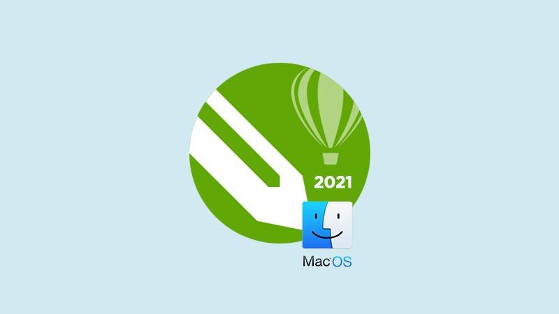 Download CorelDraw 2021 Mac Full Crack Gratis