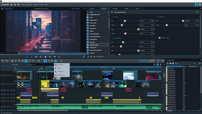 Free Download Magix Video Pro X 13 Full Version 64 Bit