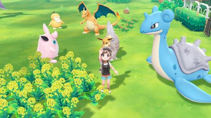 Free Download Pokemon Lets Go Pikachu Full PC