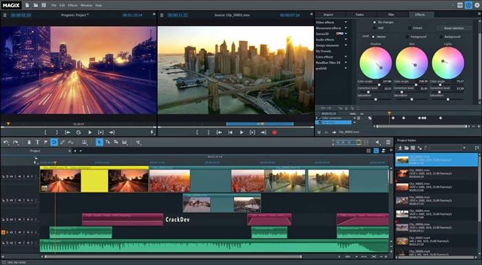 Free Download Magix Movie Edit Pro 2022 Full Version