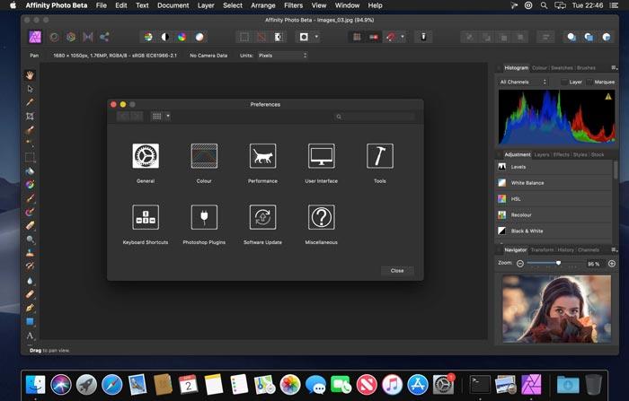 Free Download Serif Affinity Photo Mac Full Crack Terbaru